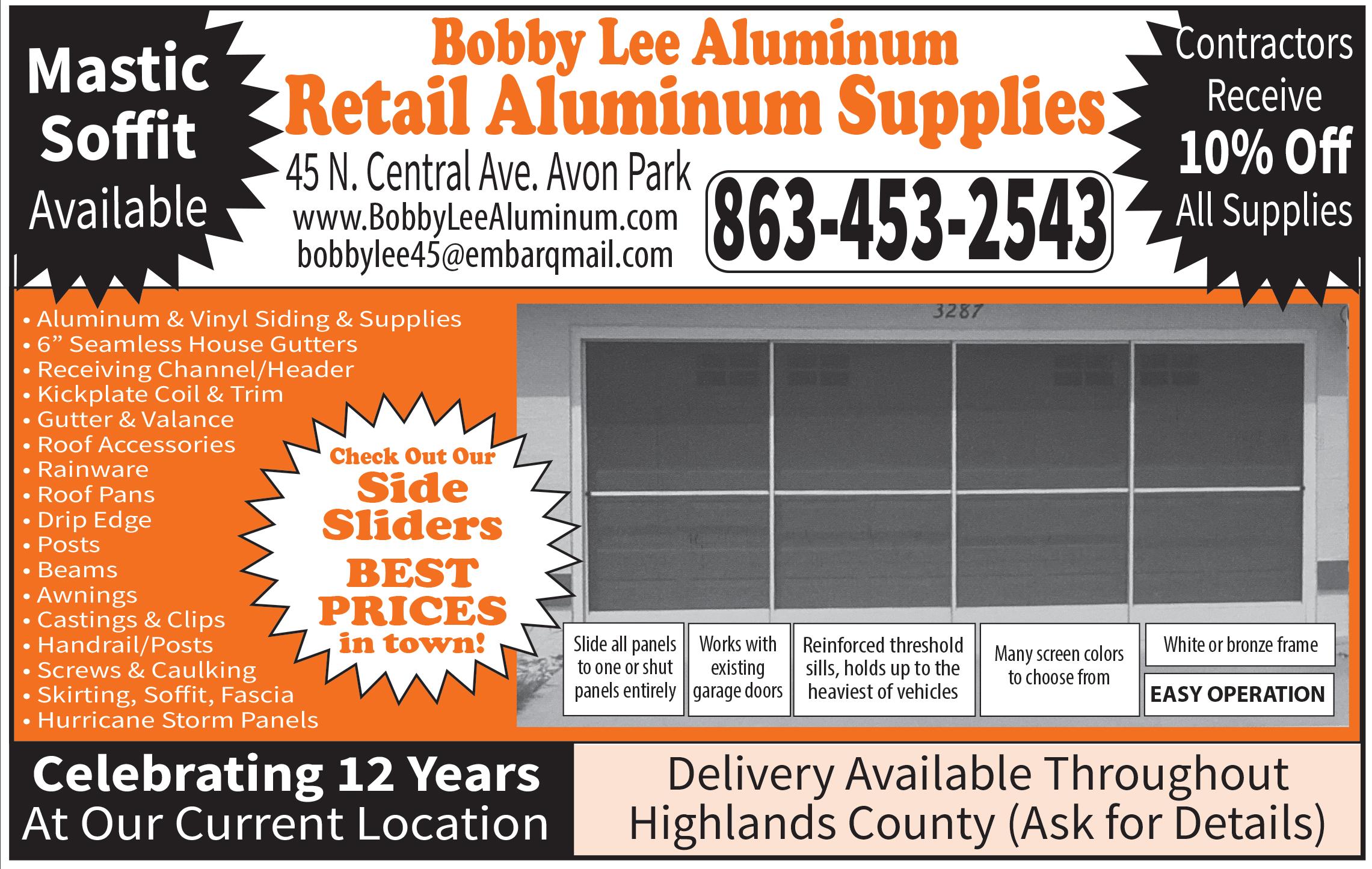 Bobby-Lee-Aluminum-Contractors