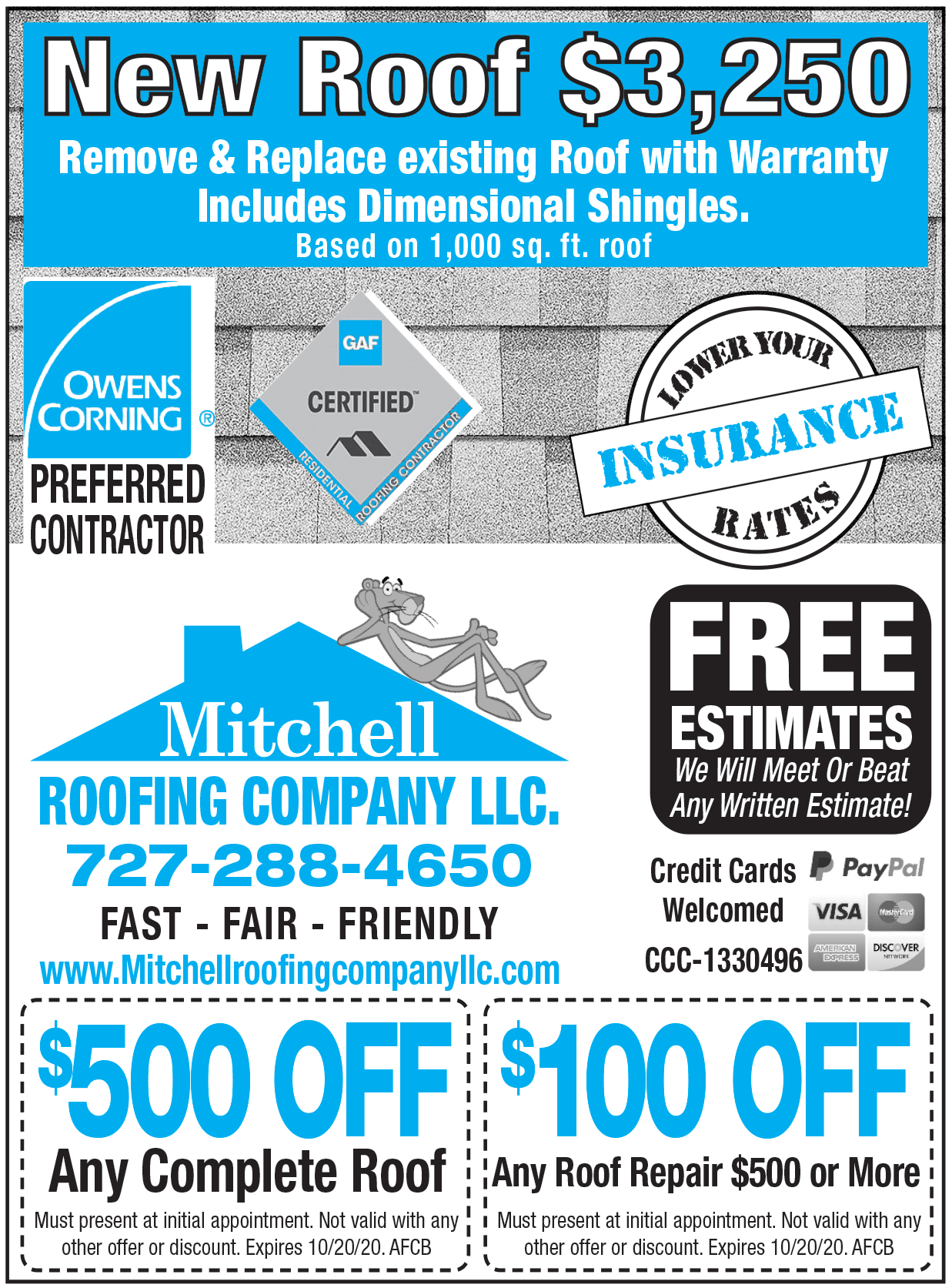 Mitchell-Roofing