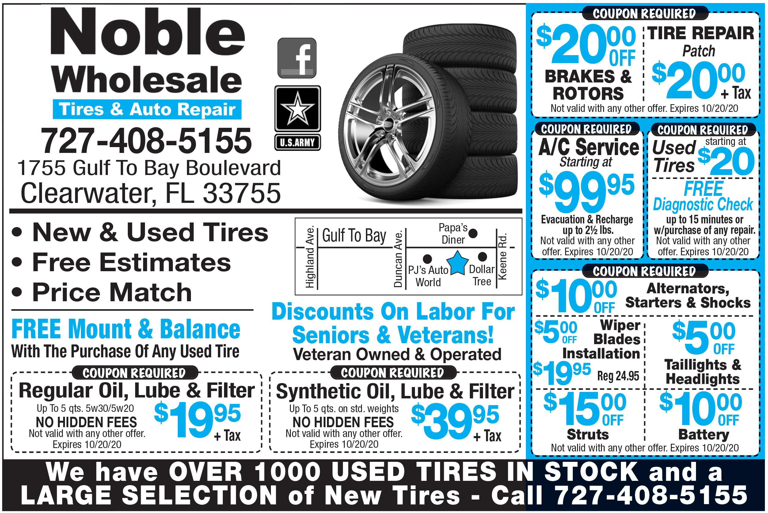 Noble-Wholesale